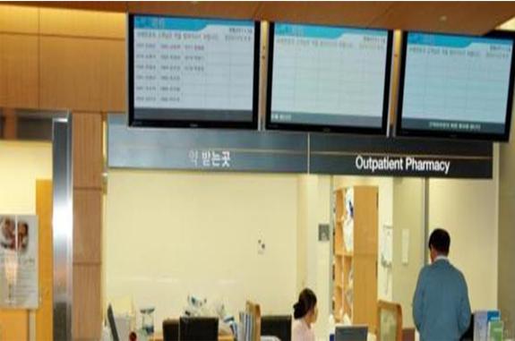 医院环境标识系统-医院标识系统