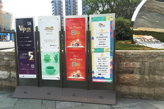酒店环境标识系统-标识指示牌